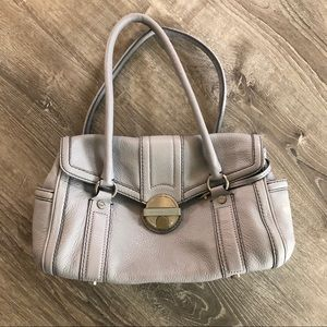 Michael kors bag leather